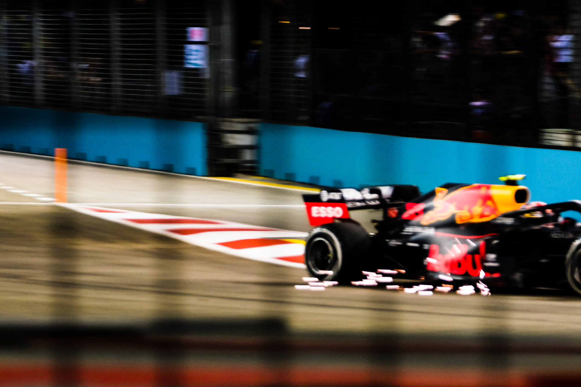 Red Bull sparks, Singapore 2019